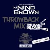 DIGITAL DOPE THROWBACK MIX - MAY 16 - 2017
