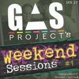 GAS Project's Weekend Sessions 001