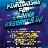 CRT Charity Fundraiser for Cancer Research
