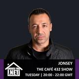 Jonsey - Café 432 in for Phil Nixon 26 FEB 2019