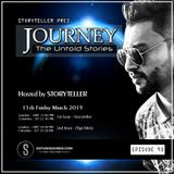 Journey - 95 part 1 Storyteller March Mix on Saturo Sounds Radio UK [ 15.03.19]