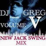 NEW JACK SWING MIX.Volume.5