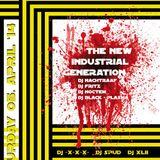 DJ Nachtraaf - Cyberia (feat. TNIG #2) - Set 2