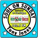 Soul On Sunday 22/04/18, Tony Jones, MônFM Radio * S P R I N G * S O U L * Northern Soul & Motown *