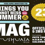 Pete Tong - Live at IUMAG presentation (Ibiza) - 23-May-2017