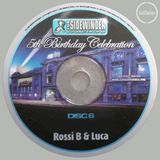 Rossi B & Luca, B-Live & Champagne Bubblee - Sidewinder 5th Birthday - March 2004