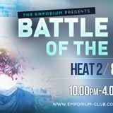 Chris Griffiths .Emporium Coalville Battle Of The Dj's Comp Mix Heat 2