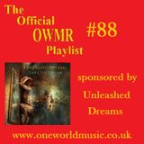 Playlist #88 Sponsored by Unleashed Dreams