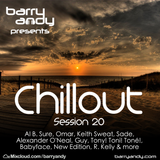 #ChilloutSession 20 - Al B. Sure, Mica Paris, Omar, Chanté Moore, Babyface, Guy