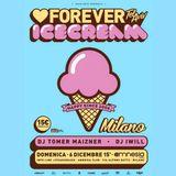 iWill DJ - FOREVER TEL AVIV @ Amnesia/Milano - 06.12.15
