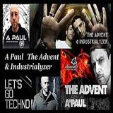 The Advent - Industrialyzer & A Paul (Mix Session)