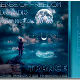 DJ Silere - Sense Of Freedom 164 Guest Mix by Juliya Philippova (6.05.2016)