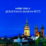 Xabi Only - Global Trance Sessions #073 [20-03-2013]