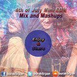 4th of July Mini EDM Mix & Mashups