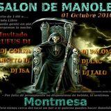 Dj Palomera In Session @ 4ª Rave Salón de Manole Montmesa (01-10-2010)