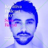 Kreativa Podcast 010 Mixed by Saso Recyd