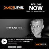DJ LIVE TV & DANCELEVEL - Underground Clubbing Session - Emanuel ( Griffon's Club)