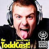 The Toddcast! #3 Guest DJ mix by William A aka Arcader 2012