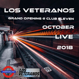 LOS V - LIVE @ CLUB ELEVEN ( 3 A.M OCTOBER 2018)