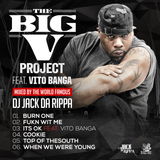 The Big V Project mixed by World Famous DJ Jack Da Rippa