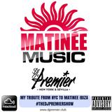 @DJPremiersvq #TheDJPremierShow (My tribute from NYC to Matinee Ibiza)
