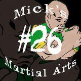 MMA#26 Neil Simkin: BJJ, sweat and tears