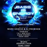 BASS IS ENERGY feat. TanniDee´s Bday 17.07.2015 _ OPEN AIR