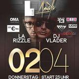 AMAYA 2015 Mix | Club L1 - Leipzig - Germany | 2nd April 2015 | #EDM #HipHop #RnB |
