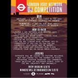 [Kerri Louis] - London Rave Network 2015 DJ Competition