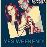 Yes weekend 11 aprile 2015