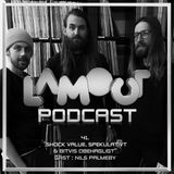 Lamour Podcast #41 - Shock value, spekulativt & bitvis obehagligt