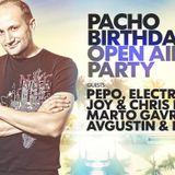 Marto Gavraili - LIVE Pacho B BirthDay Open Air Party 2015 @ CAYO BEACH