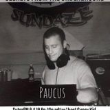 SECRETS FROM THE UNDERGROUND #4 w/ SPECIAL GUEST DJ PAUCUS