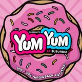 Yum Yum Vol. 1 - 90s & 00s Throwback Party - Tuesdays @ Suburbia Southampton