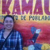 Doris González, vocera Ukamáu, candidata a concejal por Estación Central 2012 10 24
