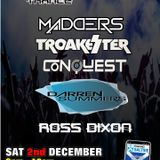 Floor Friction With Madders. Troakster, Conquest Darren Summers & Ross Dixon