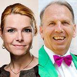 Episode 67 med Inger Støjberg og Jacob Haugaard
