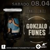 Gonzalo Funes  Radio Connection Abstract 08 April 2017