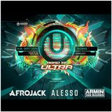 UpBeat 066 (RTU- Afrojack+Alesso+Armin Special) Mixed by Double 6