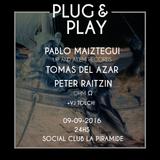 Pablo Maiztegui - Live At Plug & Play @LaPiramideBA