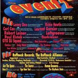 Robert Leiner DJ at Rezerection Event 2 - Edinburgh UK 1994-06-13