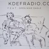 K D E F . R A D I O . EP. 24 . // Feat. Open Mike Eagle
