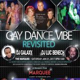 Gay Dance Vibes Revisited January 2017
