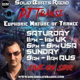 DJ TRANSE SBR RADIO SHOW - EUPHORIC NATURE OF TRANCE OCT 27