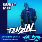 THE HYPE 105 - TENZIN guest mix