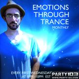 Emotions Through Trance Monthly Ep. 005