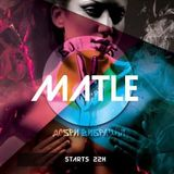 Matle - Live from Bonnes Vibes Centar 07.07.2018