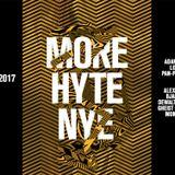 Pan-Pot - live at HYTE NYE Berlin 2017 (Funkhaus, Berlin) - 31-Dec-2017