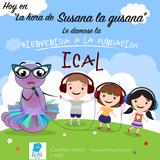 Susana la gusana presenta hoy a la fundación ICAL