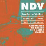 Noche De Vinilos - 6/10/17 - NachoPancho - Parte 1